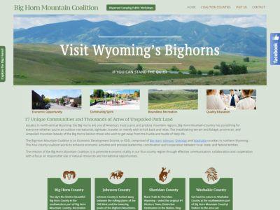 Bighorn Mountain Coalition Website