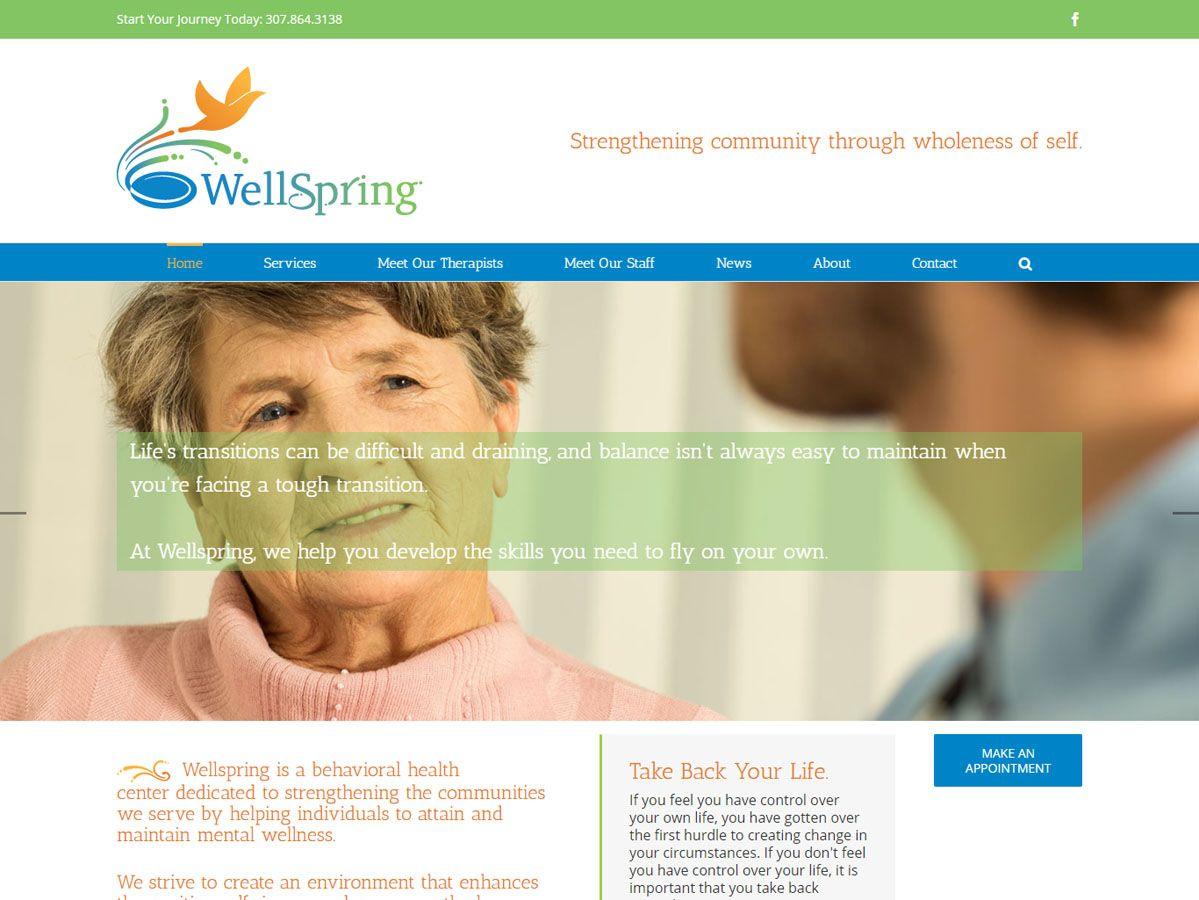 Wellspring Website